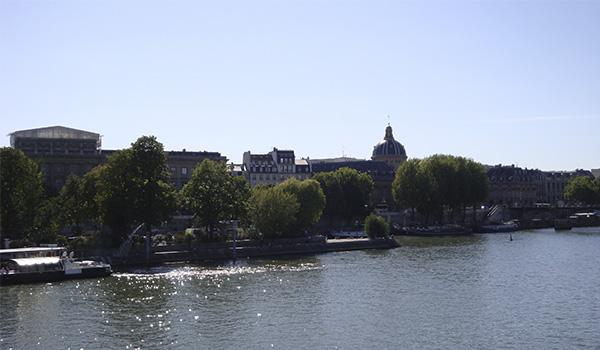 Paris é sempre encantadora