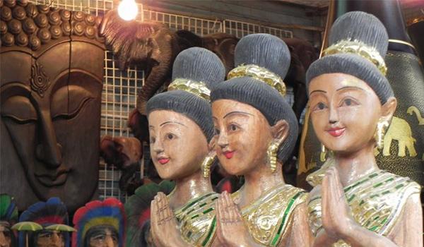 Tailândia o que fazer: templos, praias, montanhas, um destino completo