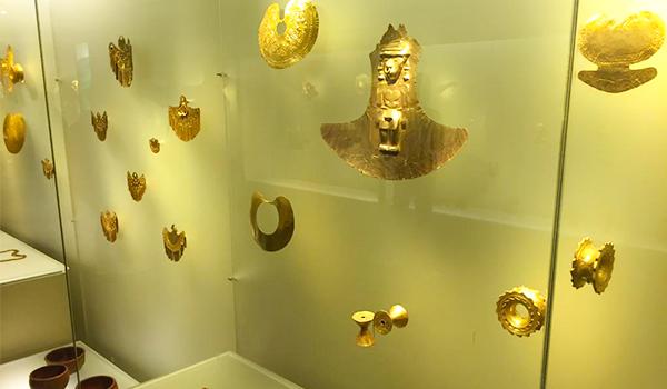 Museu do Ouro de Bogotá e outros atrativos da Colômbia