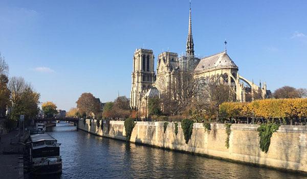Paris em três dias de viagem