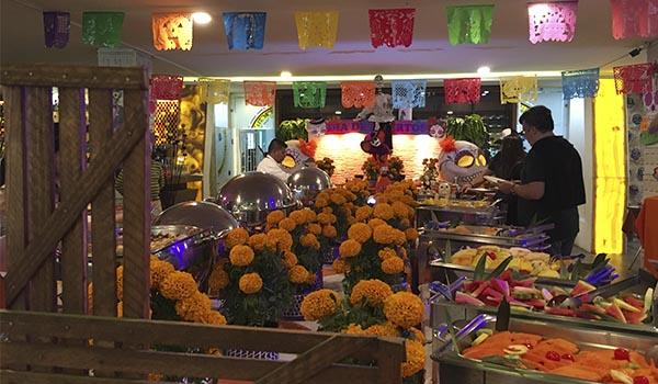 Restaurante no México