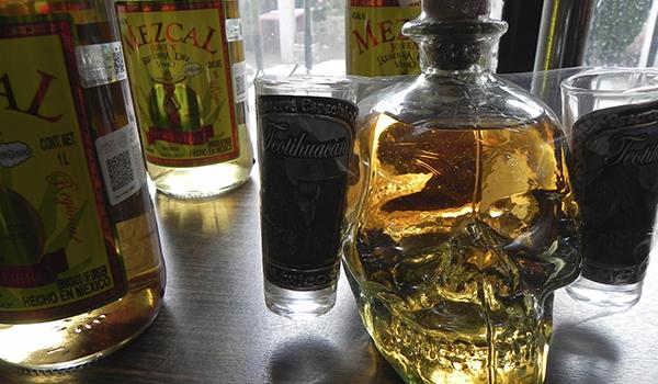Tequila no México