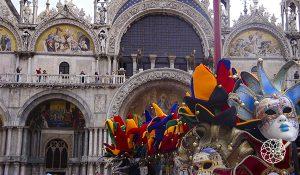O Carnaval de Veneza 2019 é inspiração
