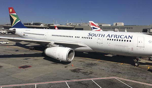Voar com a South African Airways – dicas e detalhes