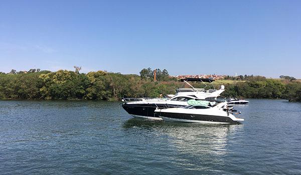 Barra Bonita passeio de barco