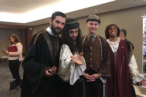Férias na Escola de Magia e Bruxaria de Campos do Jordão