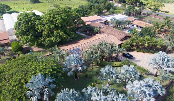 Hotéis refúgios no interior para curtir a natureza próximos de São Paulo
