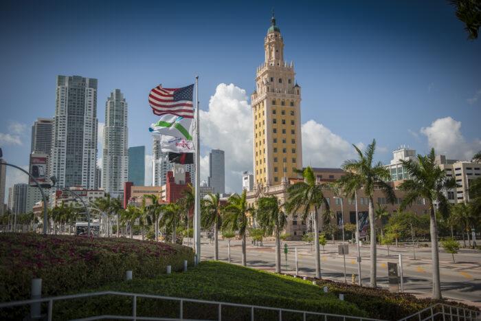 Lua de Mel em Miami