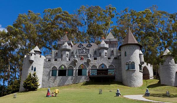 Lua de Mel em Castelos do Brasil