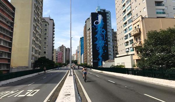Onde ver o Grafites em São Paulo